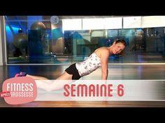 Fitness Après Grossesse – Semaine 6 - YouTube