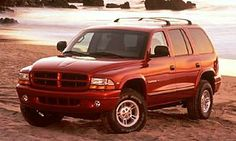 I had a 1998 Dodge Durango just like this one from '99 to 2003. It was a gas hog and had to go