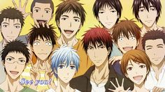 Kurokos basketball characters with pokemon wallpaper | Wallpaper ...