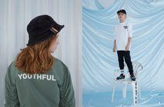 Kid's Wear - Youthful Kids Studio, Oversized Jeans, Shirt Blouses, T Shirt, Kids Wear, Distressed Jeans, Youth, Cool Kids, Adidas Jacket