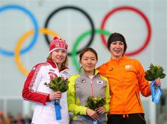 ▼11Feb2014 sochi2014.com Lee Sang Hwa grabbed gold in the ladies speed skating 500m - Sochi 2014 Olympics http://www.sochi2014.com/en/news-lee-sang-hwa-grabbed-gold-in-the-ladies-speed-skating-500m