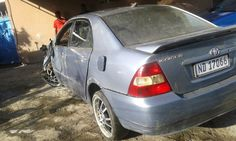 I have a complete Toyota Corolla 160i GLE 2005 that i am, stripping for sparesI am not selling the complete carCar is parked at Lotus Park , IsipingoIf interested kindly contact MunojWhatsApp or call 084 736 82 6 6