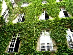 Façade Auberge de jeunesse MIJE Paris