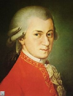 Wolfgang-Amadeus-Mozart.com  A musical genius reincarnated in the likes of Stevie Wonder