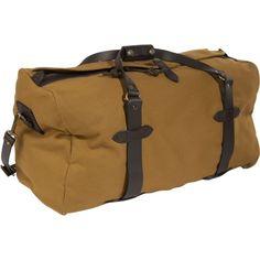 Filson Men S Duffle Bag Luggage Menstyle Menswear