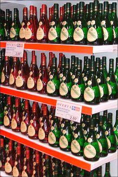 euro fixtures shelf edge clip strip promo for spirits - Beer Merchandiser