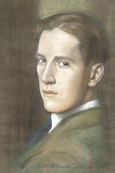 Austin Osman Spare, Portrait of William Valentine Parkins