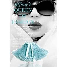 Petticoat made from the softest chiffon. Dollyskirts come in many sizes DOLLY by Le Petit Tom ® QUEEN OF FASHION Holly Golightly pettiskirt Tiffany Blue, Turquoise. Essential Wardrobe Pieces, Blue Tutu, Holly Golightly, Queen Fashion, Fashion Cover, Stylish Kids, Satin Bows, Tiffany Blue, Audrey Hepburn