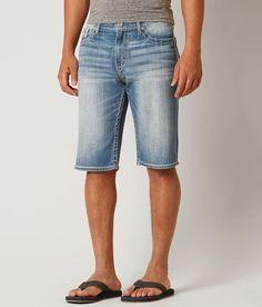 4267a215 Vintage Levis 501 Denim Shorts Mens USA Made 90s Turn Ups Cuffed ...