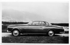 Bristol 406 2 door Saloon by Beutler (1957)