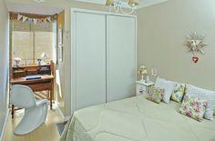 Apartamento de 60m²: muita madeira e costura - http://www.lerdormircomer.com.br/2013/06/apartamentode60mmuitamadeiraecostura.html