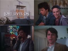 Love Lives On (1985) Mary Stuart Masterson stars as Susan a teenager facing a tough choice as not only is she battling cancer but has become pregnant and her cancer treatment will affect her yet to be born baby