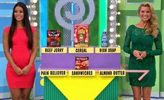 Hottie Manuela Arbelaez and Beautiful Rachel Reynolds. Air date Amber Lancaster, Rachel Reynolds, Price Is Right, Game, Models, Beautiful, Templates, Gaming, Toy