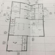 Overview/間取り/ゼロキューブ/ZERO-CUBE/ゼロキューブ+box2のインテリア実例 - 2017-05-19 22:48:07 | RoomClip (ルームクリップ) Cube, Floor Plans, How To Plan, Architecture, Artworks, Arquitetura, Architecture Design, Floor Plan Drawing, House Floor Plans