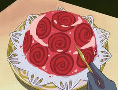 Magical and Musical Ojamajo Doremi, Anohana, Gekkan Shoujo, Hyouka, Pastry Recipes, Kokoro, Food Illustrations, Manga, Digimon