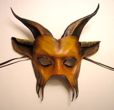 leather mask - Google Search