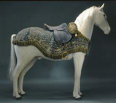 SHORT DESCRIPTION English saddle, used at the coronation of King Charles XIV John. NAME Manufacturer: O Rydberg Owner: Charles XIV John of Eng ...