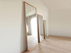 ORLO Stand Mirror - PIANO ISOLA
