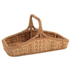 Check out this item at One Kings Lane! Sweater-Weave Wildflower Basket