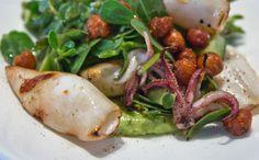 Liza's San Francisco tip: Dinner at Nopa on Divisadero St.