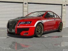 Audi Bavaro Spot Concept