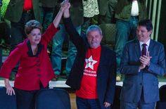 Em rede social, Dilma parabeniza Lula pelos 70 anos (foto: AMAURI NEHN/BRAZIL PHOTO PRESS/ESTADÃO CONTEÚDO)