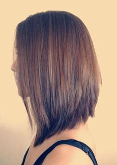 Medium Hair Styles - 25 Inverted Bob Haircuts Bob Hairstyles 2015 - Short Hairstyles for Women Inverted Bob Hairstyles, 2015 Hairstyles, Layered Hairstyles, Trendy Hairstyles, Long Bob Hairstyles For Thick Hair, Long Asian Hairstyles, Long Bon Hairstyles, Medium Short Hairstyles, Hairstyles For Women