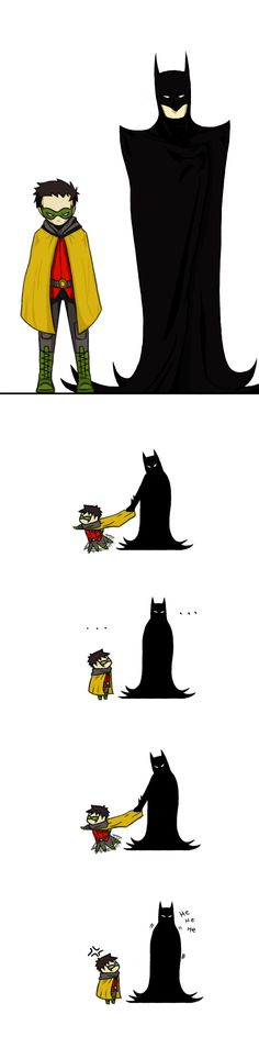Batman: The New Duo by ~CrimsonHorror on deviantART