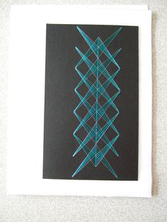 Book: Basics of Embroidery on Paper By Erica Fortgens Page 62 Thread Sulky