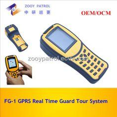GPRS+Fingerprint Guard Tour Patrol Monitoring Management (FG-1) - China GPRS+Fingerprint Guard Tour Patrol Monitoring Management, ZOOY
