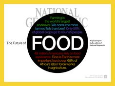 The Future of Food presented by National Geographic by National Geographic Society