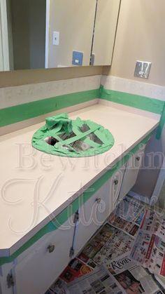 25 diy bathroom countertops the kitchen