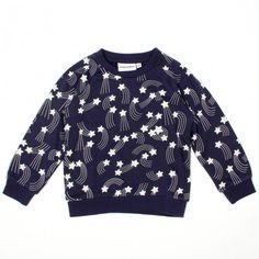 Shooting stars sweater by Mini Rodini! Trendy and comfy! http://www.littlefashiongallery.com/fr/mode-enfant/mini-rodini/minirodinih13-1372012367-dk-blue/