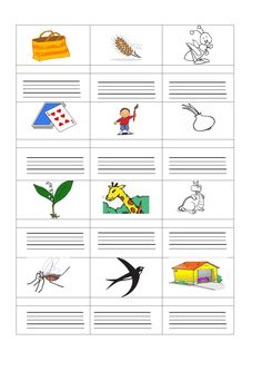 GY-TY-NY differenciálás Arabic Language, Grade 1, Grammar, Writing, Reading, School, Cards, Activities, Word Reading