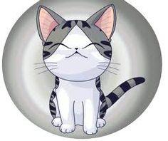 Chi's Sweet Home (by Kanata Komani) Crazy Cat Lady, Crazy Cats, Chi Le Chat, Chi's Sweet Home, Manga Cute, Kawaii, Little Kittens, Doodle Drawings, Cat Drawing