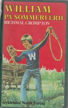 """""""William på sommerferie"""" av Richmal Crompton Baseball Cards, Reading, Books, Sports, Livros, Book, Excercise, The Reader, Sport"""
