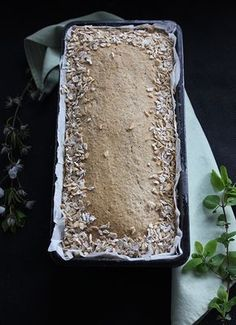 Chleb w 100% owsiany 20 Min, Gluten Free Recipes, Oatmeal, Food And Drink, Menu, Cooking, Cake, Desserts, History