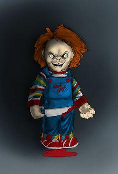 Chucky by smthcrim89