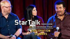 JIM GAFFIGAN & SARAH SILVERMAN: StarTalk with Neil deGrasse Tyson -  Cur...