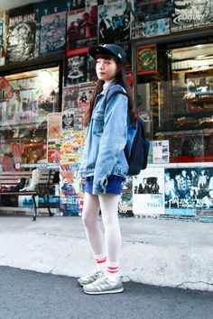 【ストリートスナップ】@Tracy Street of Harajyuku, Tokyo Fashionsnap.com | Fashionsnap.com