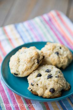 Super fast Blueberry Scones