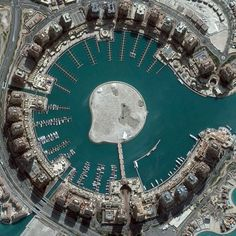 Doha, Qatar, March 4, 2013 – Artificial island spanning nearly four million sq meters.  Read more: 20 Breathtaking Images Of The Earth As Seen From Space | TIME.com http://science.time.com/2013/12/03/20-breathtaking-images-of-the-earth-as-seen-from-space/#ixzz2mYruJfFQ