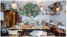 Id e d co des bars et restaurants pour s 39 inspirer la - Restaurant africain porte de clignancourt ...
