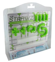 NUOP Connectable Drinking Straws Lime for only $11.95