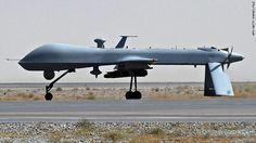 Drones on us soil