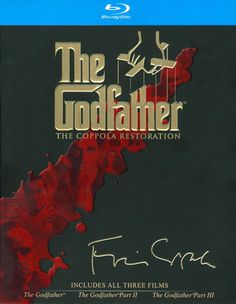 The Godfather Collection (Coppola Restoration) (4 Discs) (Blu-ray) (R) (Widescreen)