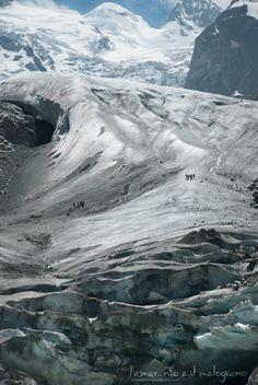 Morteratsch Glacier | Switzerland