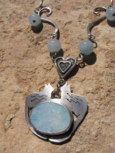 Warriors Erin Hunter Fan Art Necklace