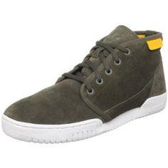 adidas Originals Men's Powerphase Casual 5/8 Sneaker,Oak/Oak/Collegiate Gold - very nice