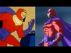 Supervillain Origins - Magneto - YouTube